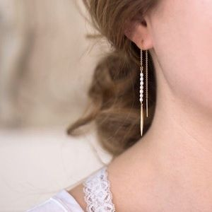 Accessories - Pearl Earrings